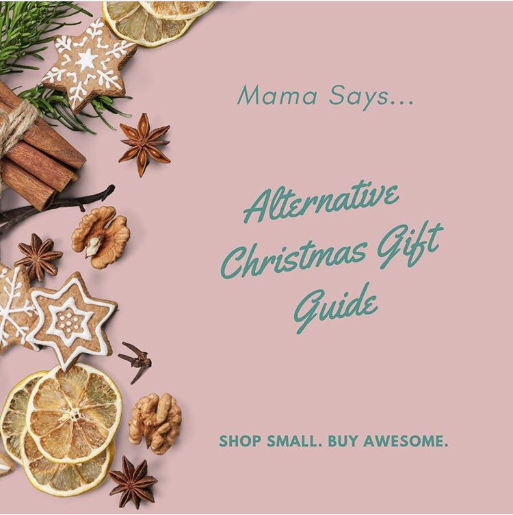 Mama says alternative christmas gift guide mama says shopping small business is something i have become hugely passionate over the last year or so i still drop a small chunk of my wages in hm boots and ikea reheart Image collections
